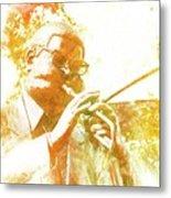 Dizzy Gillespie Cheraw South Carolina 2 Metal Print