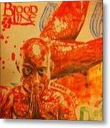 Dmx - Flesh Of My Flesh, Blood Of My Blood Metal Print