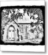 Do-00273 St John Church Metal Print