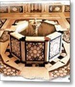 Do-00323 Old Bath Fountain Metal Print