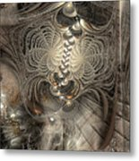 Doctrinal Entrapment Metal Print