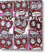 Dod Art 123i Metal Print