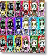 Dod Art 123nbv Metal Print