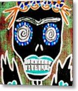 Dod Art 123oiu Metal Print