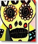Dod Art 123tyu Metal Print