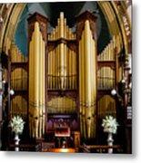 Dodd Pipe Organ Kent Town Adelaide Metal Print