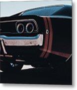 Dodge Charger - 04 Metal Print