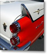 Dodge Coronet Tail Fin Metal Print