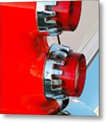 Dodge Coronet Taillight Metal Print
