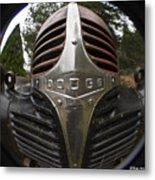 Dodge Truck Nose Metal Print