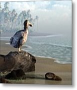 Dodo Afternoon Metal Print