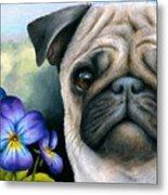 Dog #133 Metal Print