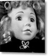 Doll 57 Metal Print