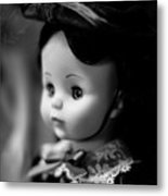 Doll 62 Metal Print