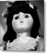 Doll 63 Metal Print