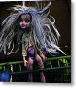 Doll X2 Metal Print