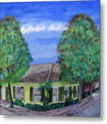 Dolliole Cottage Metal Print