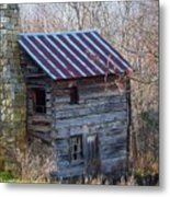 Dolly's Hearth - Pendleton County West Virginia Metal Print