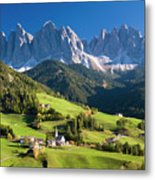 Dolomites, Italy #3 Metal Print