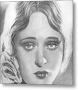 Dolores Costello Metal Print
