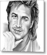 Don Johnson Metal Print