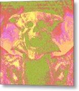Doom 3 Resurrection Of Evil Metal Print