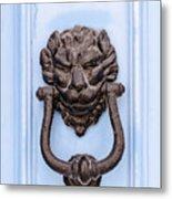 Door Knobs Of The World 38 Metal Print