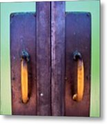 Door No. 3 Metal Print