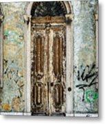 Door No 35 Metal Print