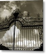 Door To Heaven Metal Print
