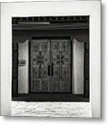 Doors Of Opportunity Metal Print