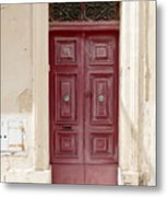 Doors Of The World 73 Metal Print