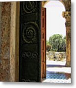 Doors To All Nations Metal Print
