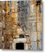 Doorway Church Of The Nativity Metal Print