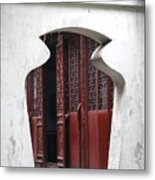 Doorway Metal Print