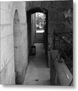 Doorway One Metal Print