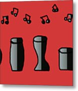 Doosic Metal Print