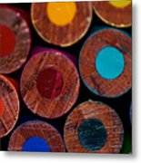 Dotty Metal Print