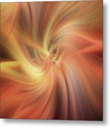 Doubled Vibrations Of Light Metal Print
