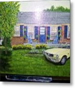 Dougs Place Metal Print