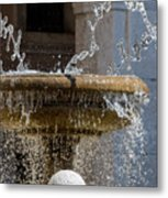 Water Of The Doves Metal Print