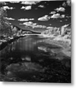 Dover Slough 2 Metal Print