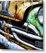 Down In The Dumps 1 Metal Print