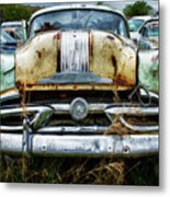 Down In The Dumps 2 Metal Print
