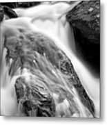 Downstream From Anna Ruby Falls Metal Print