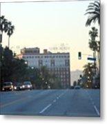 Downtown Los Angeles 0686 Metal Print