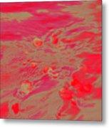 Dp Stone Impressions 26 Metal Print