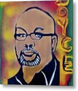 Dr. Boyce Watkins Metal Print