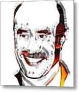 Dr. Phil Metal Print