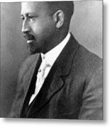 Dr. W.e.b. Du Bois, African American Metal Print
